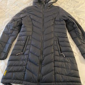 Package puffer jacket